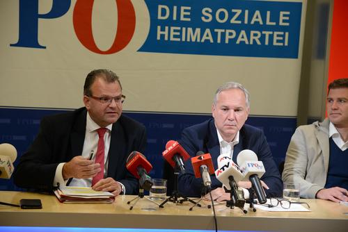 ÖVP-Verschwörungstheorien nach BVT-U-Ausschuss