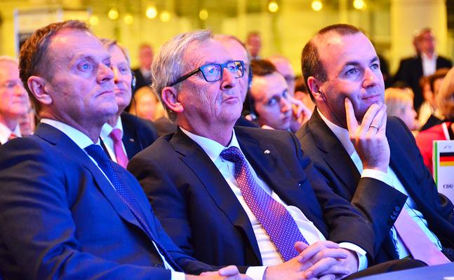 Eine erste Umfrage des Europaparlaments prognostiziert herbe Verluste für die etablierten Fraktionen und Zuwächse für die patriotischen Bewegungen bei der bevorstehenden EU-Wahl
