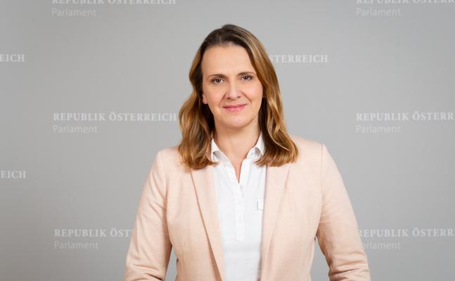 Nationalratsabgeordnete Dagmar Belakowitsch