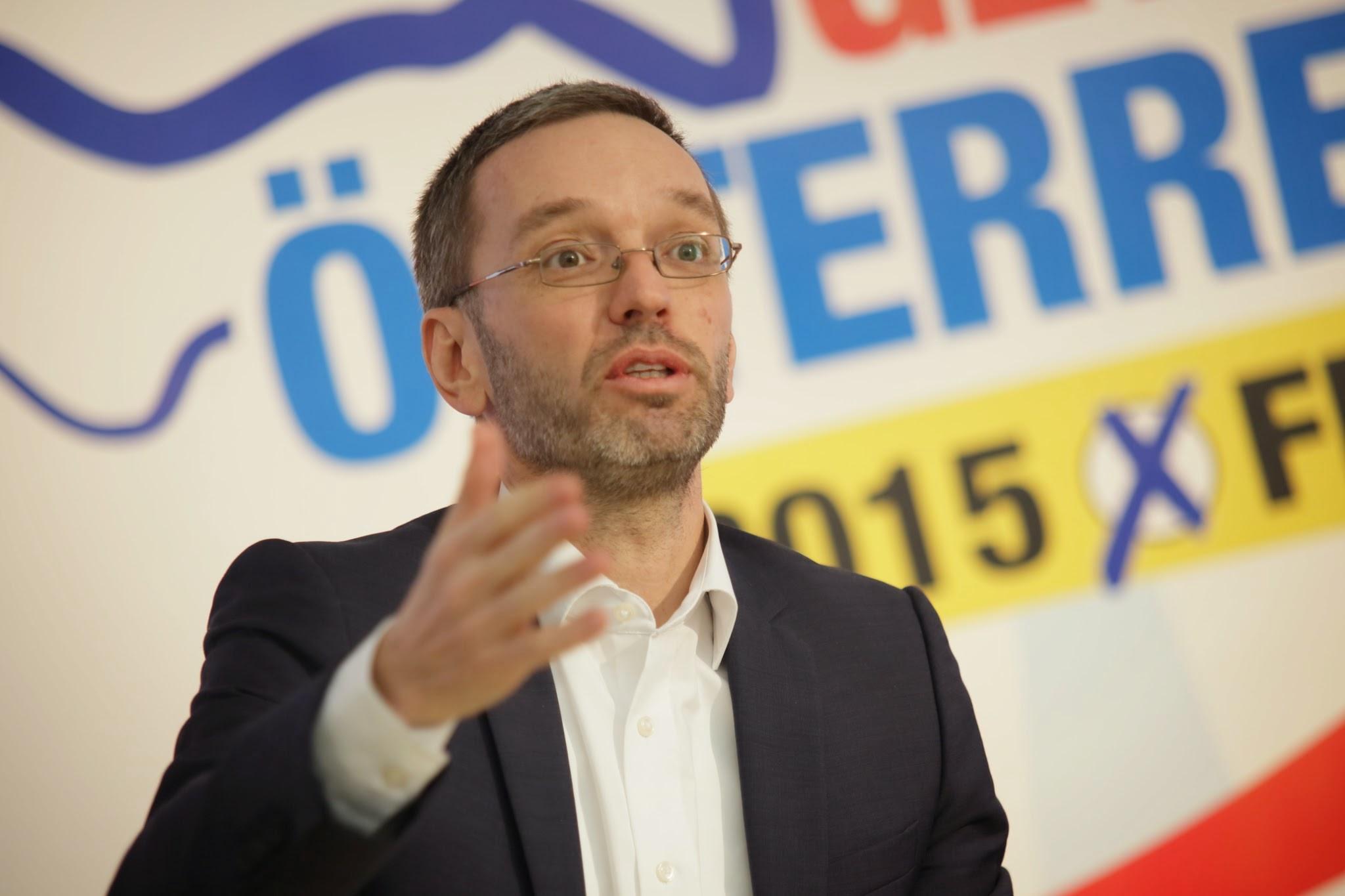 Orf Pressestunden Kickl Norbert Hofer Hängt Auch Bei Den