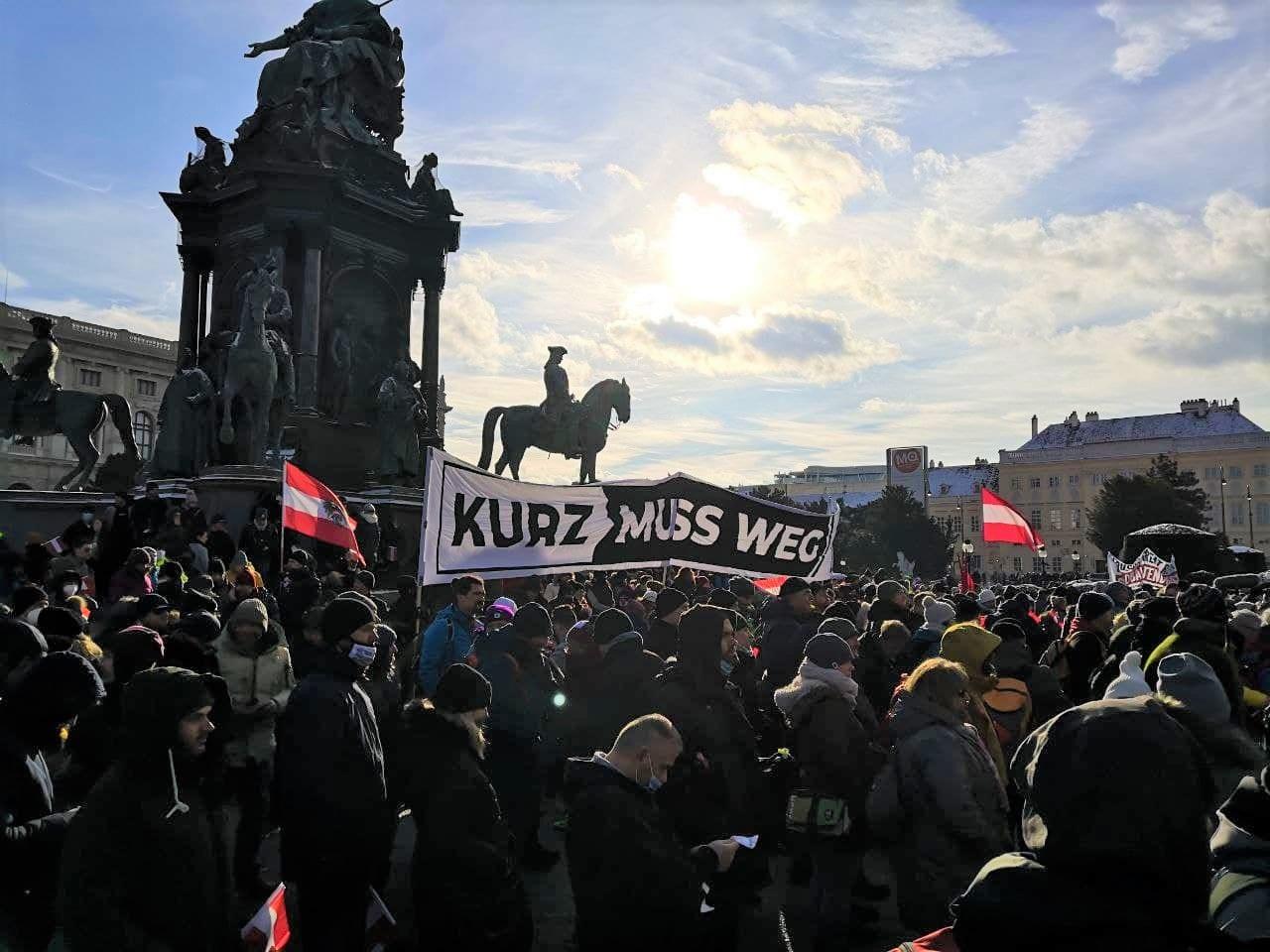 Widerstand 2021 Parteiprogramm